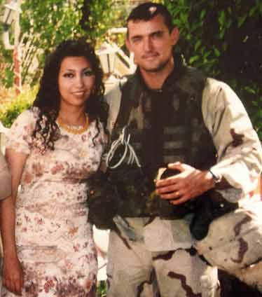kisah tentara amerika pertama yang menikahi gadis irak